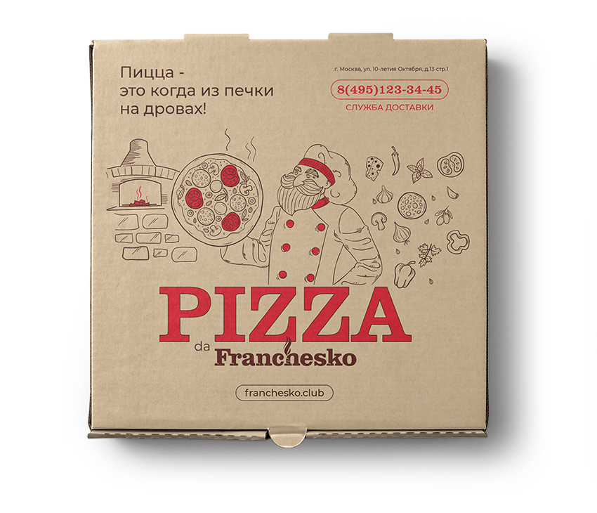 PizzaBoxFrancesco