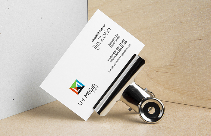 BusinessCard LMMedia